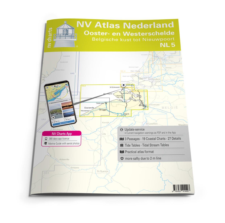 NV Atlas Nederland NL5 - Ooster & Westerschelde