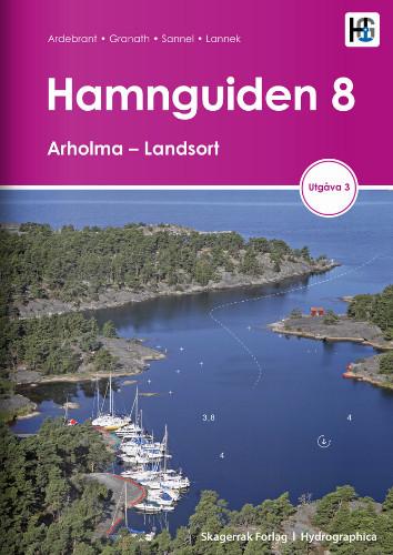 Hamnguiden 8 Arholma - Landsort