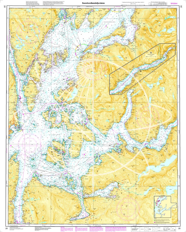 Norwegen N 20 Südwestküste Sunnhordland Fjord