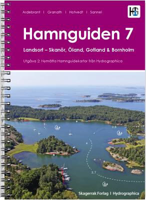 Hamnguiden 7 Landsort - Skanör