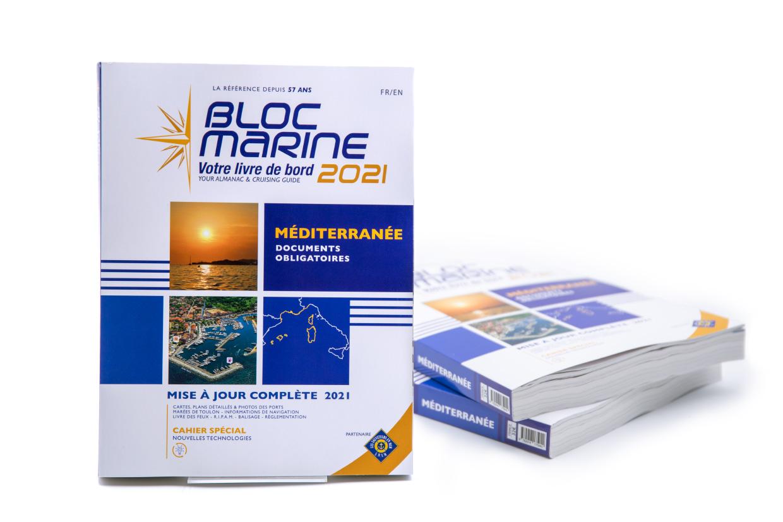Bloc Marine : Méditerranée