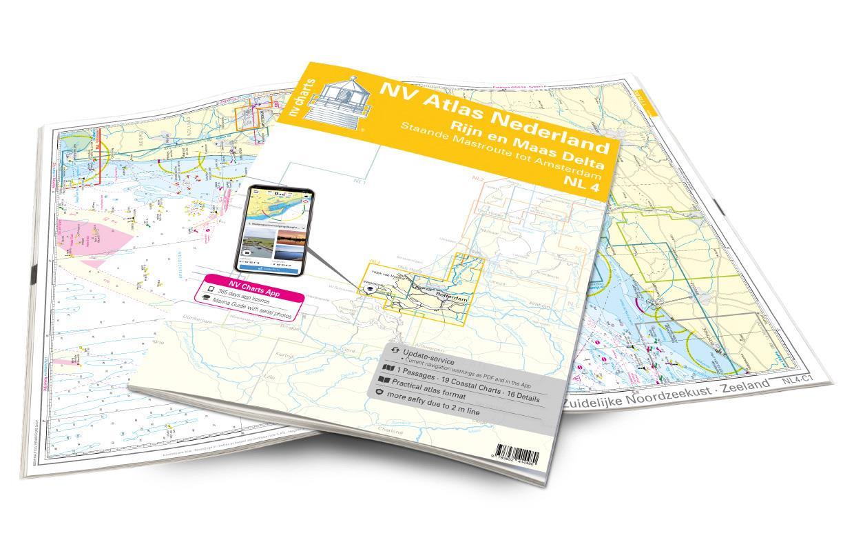 NV Atlas Nederland NL4 - Rijn & Maas Delta